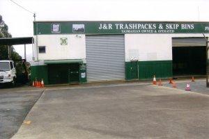 About JR Trashpacks